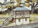 236 Ratio: TRACKSIDE ACCESSORIES  Midland Signal Box (no interior)